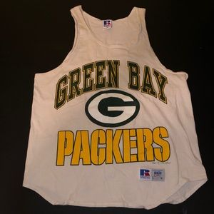 VTG Green Bay Packers Tank Top 1994